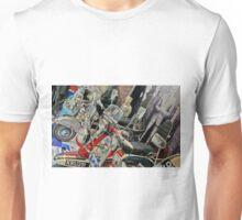 quadrophenia scooters Unisex T-Shirt