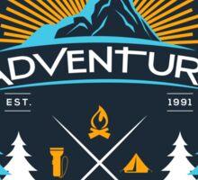 Adventure Sticker