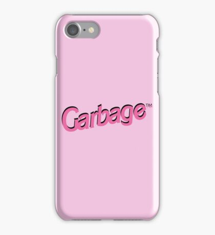 Garbage  iPhone Case/Skin