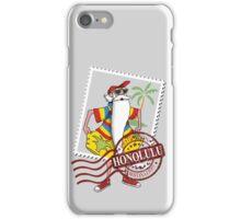 Honolulu Destination iPhone Case/Skin