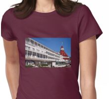 Hotel Del Coronado Womens Fitted T-Shirt