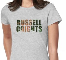 RUSSELL Womens Fitted T-Shirt