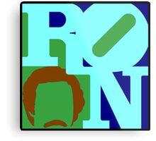 Ron Love (b) (Anchorman) Metal Print