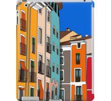 Casas de Colores.  iPad Case/Skin