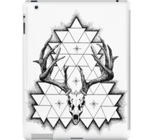 Decay - Geometric Skull iPad Case/Skin