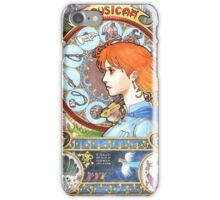 Nausicaa of the valley iPhone Case/Skin