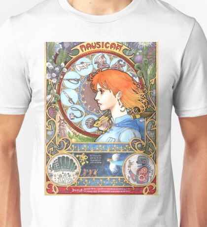 Nausicaa of the valley Unisex T-Shirt
