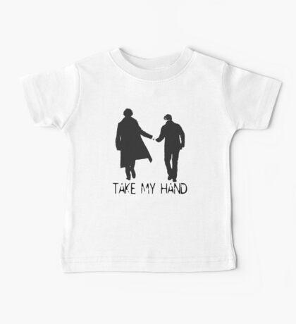 Take My Hand Baby Tee