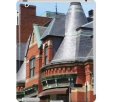 Tops of Shops iPad Case/Skin