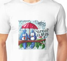 Summer? Really?? Unisex T-Shirt