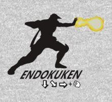 Jago's Endokuken by Silver1Kunai