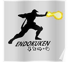 Jago's Endokuken Poster