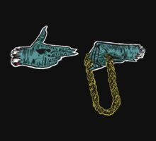 Run The Jewels Logo by adroid104