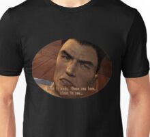 Shenmue Keep Friends Shenmue Unisex T-Shirt