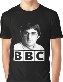 Louis Theroux 90s Young Graphic T-Shirt