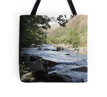 Snowdonia Scene Tote Bag