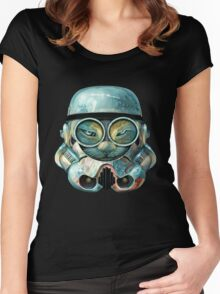 TROOPERCAT Women's Fitted Scoop T-Shirt
