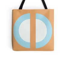 Movement in the Shape Tote Bag