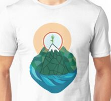 yoga time Unisex T-Shirt