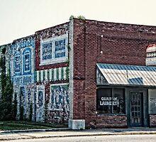 Quapaw Oklahoma on Route 66 by Lee Craig