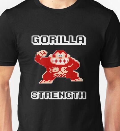Gorilla strength Unisex T-Shirt