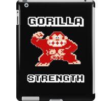 Gorilla strength iPad Case/Skin