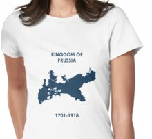 Kingdom of Prussia Womens Fitted T-Shirt