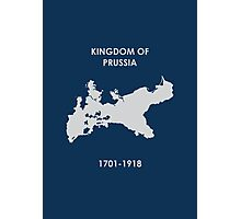 Kingdom of Prussia Photographic Print