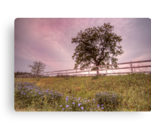 Roadside Tapestry Canvas Print