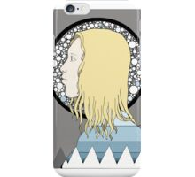 A Woman of Nature's Design iPhone Case/Skin