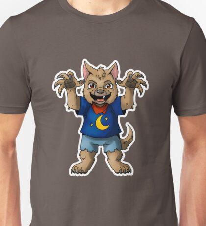 Little Werewolf Unisex T-Shirt