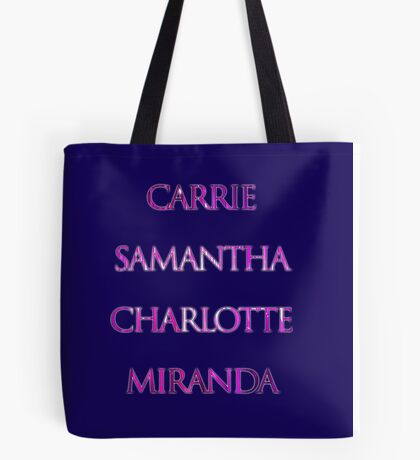 The Girls Tote Bag