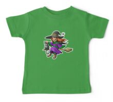 Little Witch Baby Tee