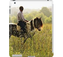 Afternoon Ride iPad Case/Skin