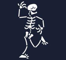 Dancing Skeleton Kids Tee