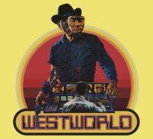 Westworld Kids Tee