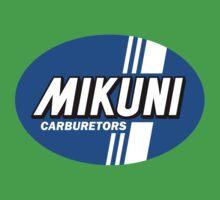 1960's Mikuni Logo Kids Tee
