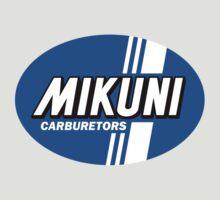 1960's Mikuni Logo by shiftco