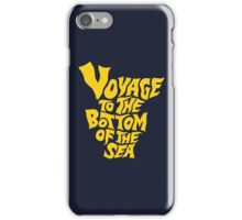 Voyage to the Bottom of the Sea iPhone Case/Skin