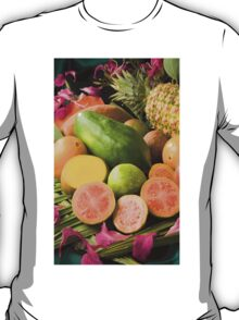 Tropical Fruit  T-Shirt