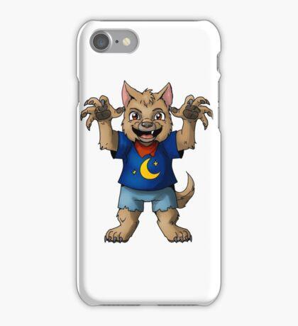 Little Werewolf iPhone Case/Skin