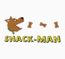 Pac-Man Scooby Doo One Piece - Short Sleeve