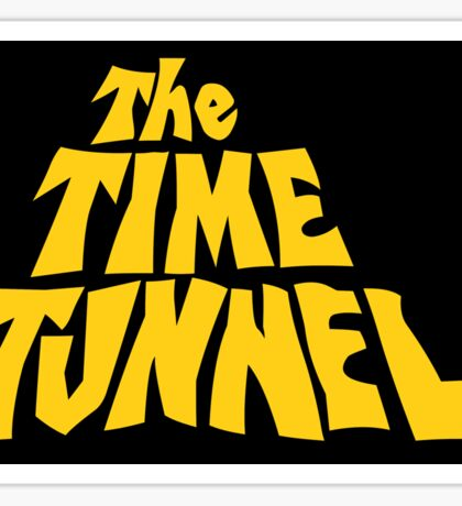 The Time Tunnel Sticker