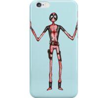 Wade SkellingPool iPhone Case/Skin