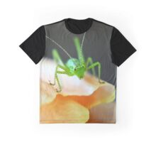 Baby grasshopper - image 1 Graphic T-Shirt