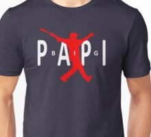 Big Papi Air Jordan Style Logo Unisex T-Shirt