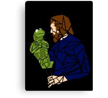 The Muppet Master (version 2) Canvas Print