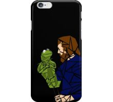 The Muppet Master (version 2) iPhone Case/Skin