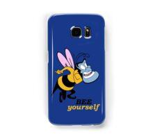 Bee Yourself Samsung Galaxy Case/Skin