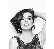 Mrs. Jovovich 2 Photographic Print